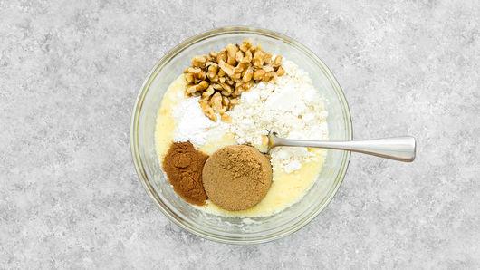 Banana Bread Mug Cake Recipe Tablespoon Com