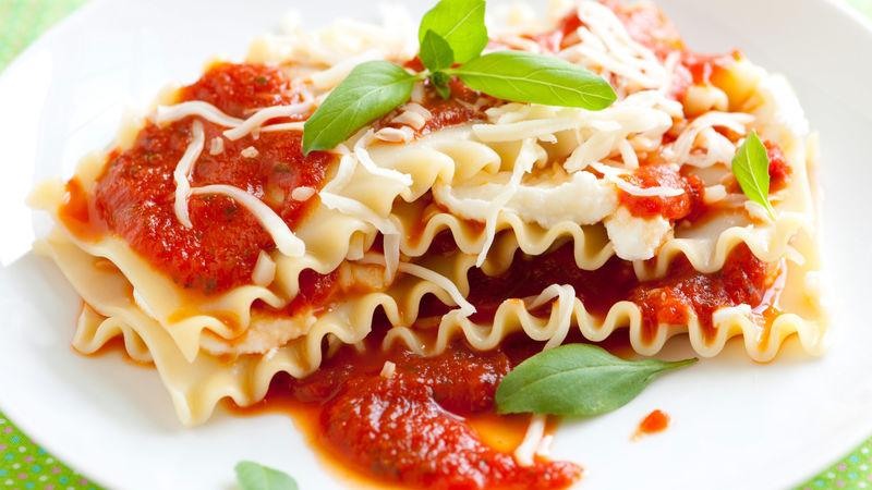 Free-Form Lasagna