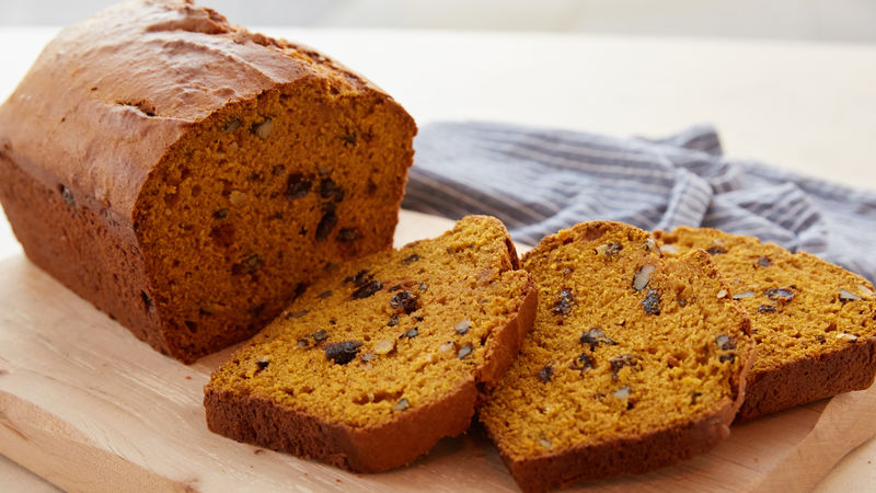 Pumpkin Bread Recipe Bettycrocker Com