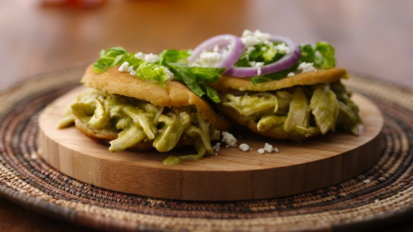 Stuffed Gorditas