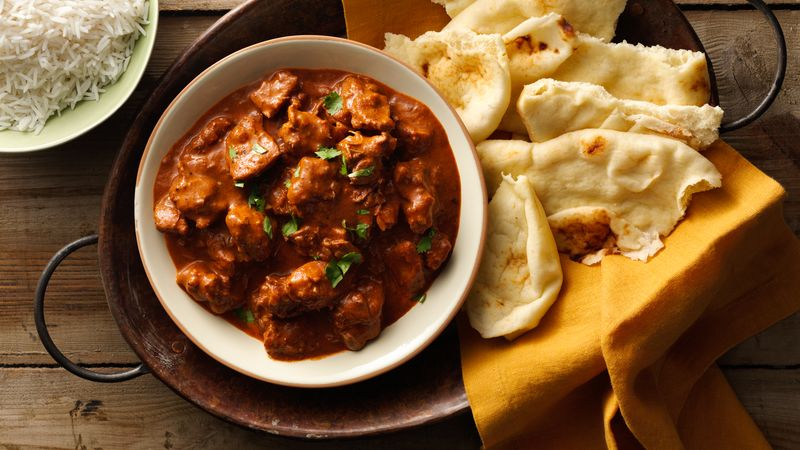 Slow-Cooker Butter Chicken