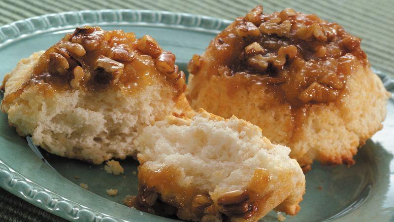 Praline Meltaway Biscuits