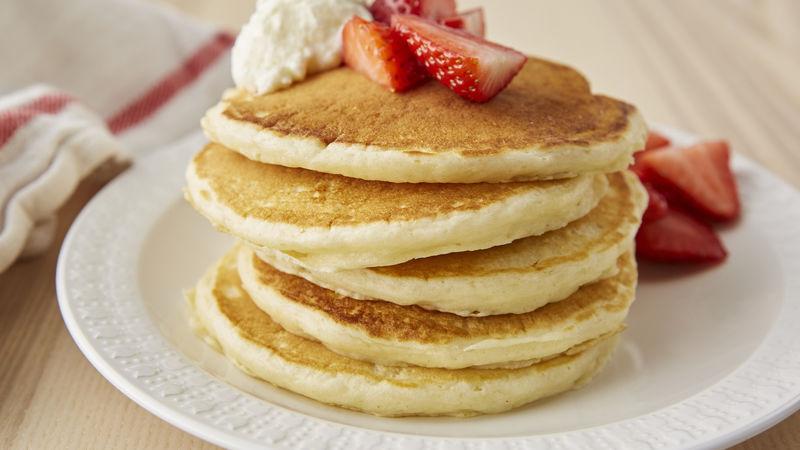 Self-Rising Pancakes Recipe