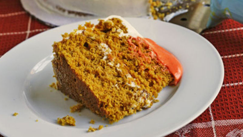 Easy Peasy Pumpkin Cake