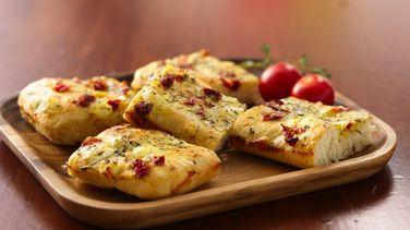 Country French Herb Flatbread