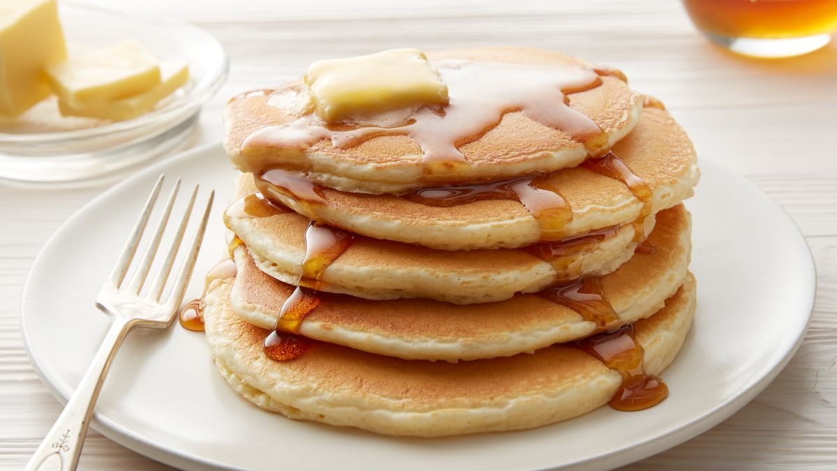 Golden pancakes - a legacy of antiquity