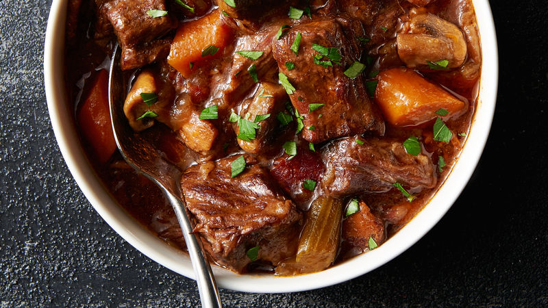 Instant Pot™ Beef Burgundy Stew