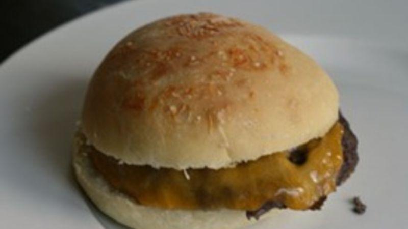 Focaccia Hamburger Buns