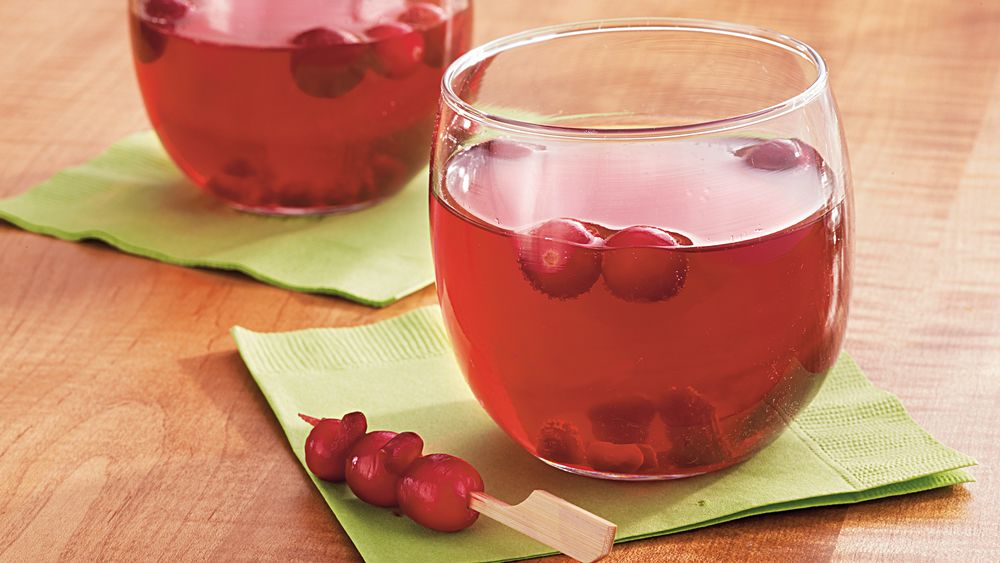 Pomegranate Party Punch