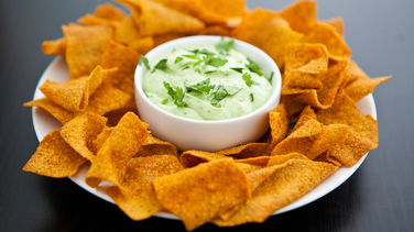 Avocado Lime Ranch Dip