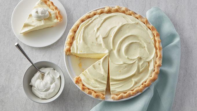 Luscious Lemon Cream Pie