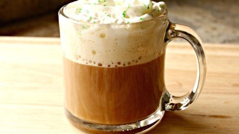 Cóctel de Café Irlandés