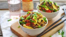 Fried Rice Quinoa