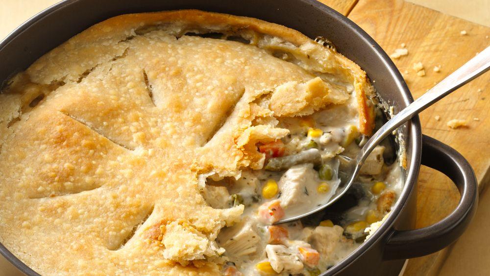 Gluten-Free Chicken Pot Pie recipe from Pillsbury.com
