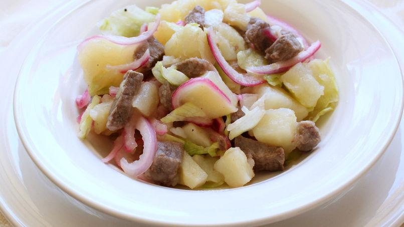 Beef Salpicón