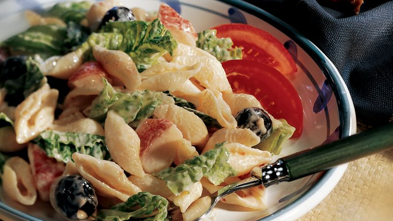 Snappy Seafood Salad