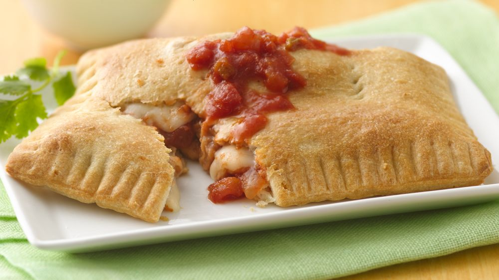 Bean and Cheese Hand Pies
