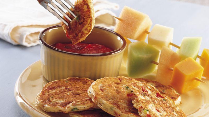 Italian Pancake Dunkers