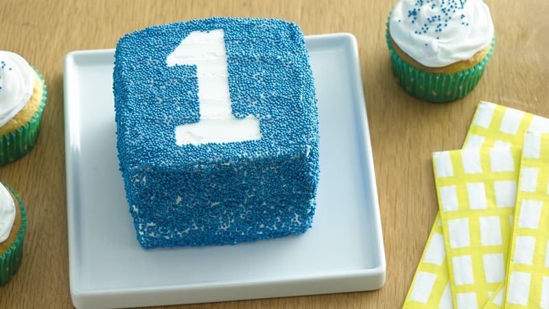 Smash cake recipe for first birthday